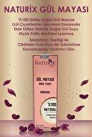 Naturix Gül Suyu %100 Doğal Gözenek & Cilt Sıkılaştırıcı Tonik Etkili 250 ml Akne Önleyici Onarıcı