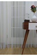 Esse Home Grek Tül Perde Petek Zemin 350x260 Seyrek Pile 1/2 Esse16444