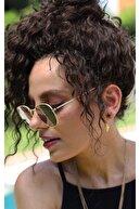By Harmony Bh Db319 Gold Siyah Unisex Güneş Gözlüğü