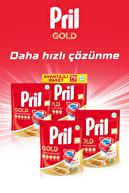 Pril Gold 280 Yıkama Bulaşık Makinesi Deterjanı Tableti (4 x 70'li Paket)