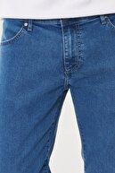 Altınyıldız Classics Erkek Mavi Slim Fit Dar Kesim Denim Esnek Jean Kot Pantolon