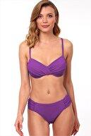 AYYILDIZ Kadın M0r Toparlayıcı Bikini Takımı 40705