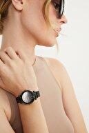 Aqua Di Polo Kadın Hasır Mıknatıslı Kol Saati Siyah Apsv1-a5444-kh333