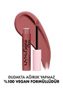NYX Professional Makeup Likit Mat Ruj - Lip Lingerie Xxl Matte Liquid Lipstick Stripd Down