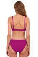 AYYILDIZ Kadın Fuşya Toparlayıcı Bikini Takımı 40705