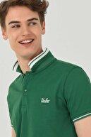 Ucla Erkek Yeşil Polo Yaka Hammer T-shirt