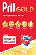 Pril Gold 70 Tablet Bulaşık Makinesi Deterjanı + Elde Yıkama Bulaşık Deterjanı 675g Limon+ 769g Losyon