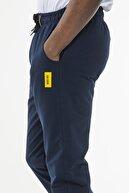 MaesSE Erkek parlement mavisi şık günlük eşofman altı jeans fashion