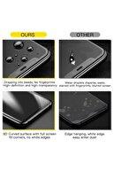 GALIO Iphone X Mat Ekran Koruyucu Full Seramik Ve Kırılmaz
