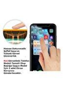 Tria Iphone 12promax Uyumlu 2 Adet Kırılmaz Temperli Şeffaf Ekran Koruyucu Telefon Camı