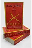 Kuzey Yayınları Haçlılar - Kutsal Topraklar Uğruna Yapılmış Savaşların Kanla Yazılmış Öyküsü - Dan Jones