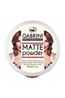 Gabrini Professional Matte Powder 01