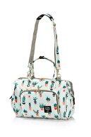 Lal Baby Baggage Bag Kaktüs Omuz Askılı Anne Bebek Bakım Çantası