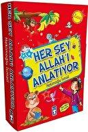 Timaş Yayınları Her Şey Allah'ı Anlatıyor (10 Kitap Takım) - Hekimoğlu Ismail - - Ilk Çocukluk