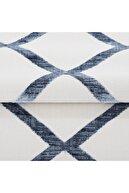QueenHome Vegas 1255 Yumuşak Modern Dekoratif Makina Dokuma Oturma Odası Salon Koridor Yolluk Mutfak Halısı