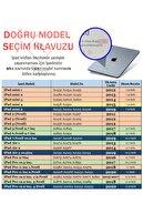 "MOBAX Apple Ipad 8. Nesil Kılıf 10.2"" Soft Mat Silikon Kapak A2270 A2428 A2429 A2430 Rose Gold"