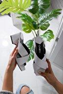 Limoya Beyaz Kadın Sandalet 20AS903