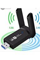 comse Dual Band Usb 3 0 Adaptör Kablosuz Wifi Alıcı Ac1200 Mbps