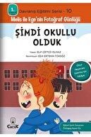 FLOKİ ÇOCUK 1.sınıflar Için Davranış Eğitimi Serisi - Melis Ile Ege'nin Fotoğraf Günlüğü Seti (10 Kitap)