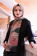 Moda Prusa Kadın Desenli Pamuk Şal - Mpds-0118
