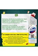 Domestos Çamaşır Suyu Kar Beyazı 750 ml - 6'lı Paket
