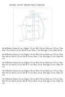 Hanezza Büyük Beden Kadın Siyah Kapalı Patlı Gömlek