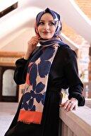 Moda Prusa Kadın  Desenli Pamuk Şal - Mpds-0016
