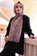 Moda Prusa Desenli Pamuk Şal - Mpds-0197