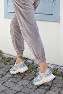 Tinka Bell Shoes Kadın Mavi Lila Multi Spor Ayakkabı 65140