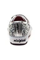 Minipicco Kız Cocuk Gümüş Ortopedik Destekli Spor Ayakkabı