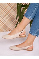 ayakkabıhavuzu Babet - Ten Cilt - Ayakkabı