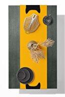 Ottoson Home Premium Dekoratif Dijital Baskılı Runner