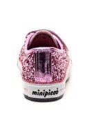 Minipicco Kız Cocuk Pembe Ortopedik Destekli Spor Ayakkabı