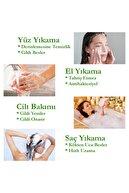 Sabuncu Efendi Saç Bakım (katı Şampuan) Organik Doğal El Yapımı Katkısız Soğuk Proses Saç Sabunu