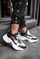 Dark Seer Siyah Füme Kadın Sneaker