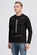 Armani Exchange Erkek Uzun Kol T-shirt6kztblzjv5z