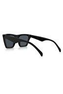 Aqua Di Polo Kadın Siyah Cat Eye Güneş Gözlüğü