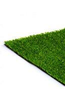 ISM - Suni Yapay Çim Halı Serisi - 7mm - Yeşil - En 2.5 Metre