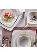 Emsan Flava 6 Kişilik Yemek Takımı Kare