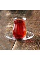 Paşabahçe Renkli Linka 12 Parça Çay Seti