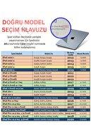 "MOBAX Apple Ipad 8. Nesil Kılıf 10.2"" Ince Arka Yumuşak Silikon Kapak A2270 A2428 A2429 A2430 Buzlu"