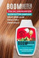 Herbal Science Boom Butter Saç Bakım Şampuanı Üçlü Fırsat Paketi
