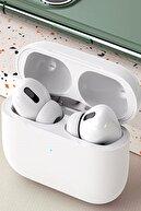 Ekalitem Airpods Pro 2. Nesil Tws Bt 5.0 Ios Android Uyumlu Beyaz Bluetooth Kulaklık