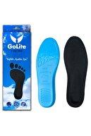 GoLite Spor Günlük Tabanlık Siyah Memory Foam Hafızalı Ayakkabı Iç Tabanlığı Rahat Yumuşak Taban M22 Insole