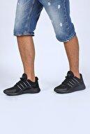 Jump 26483 Siyah Erkek Spor Ayakkabı