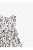 Koton Kız Çocuk Çiçekli Elbise
