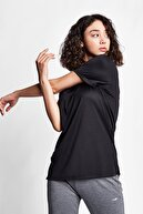 Lescon Siyah Kadın T-shirt 20s-2208-20b