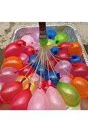 Parti Dolabı 111 Adet Su Balonu Ve Su Balon Sihirbazı Doldurma Aparatı