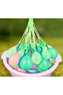Q&1 37 Adet Su Balonu Ve Su Balon Sihirbazı Doldurma Aparatı