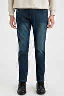 Defacto Sergio Regular Fit Normal Bel Boru Paça Jean Pantolon
